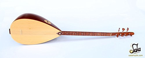 Turkish Quality Short Neck Mahogany Baglama Saz For Sale ASK-201 by Dest