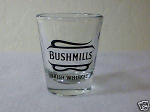 Bushmills Irish Whiskey Shot Glass