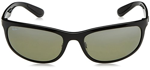 62 Black Sol de Shiny Ray Hombre 0RB4265 para Ban Gafas nOqHTa1wFU