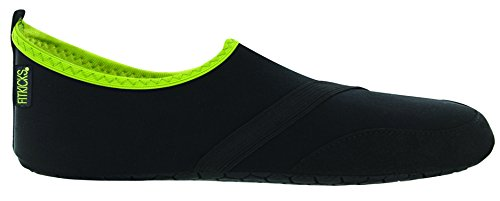 FitKicks Men's Active Lifestyle Footwear - Black - Medium MjyQFb
