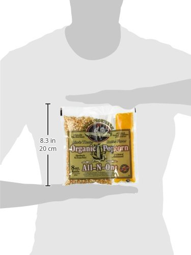 4147 Certified Organic 8 Oz Movie Theater Great Northern Popcorn Portion Packs 18ct by Great Northern Popcorn Company (Image #8)