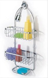 Chrome Shower Caddy By Better Bath