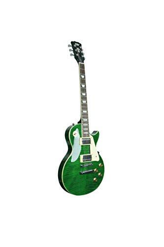 ivy ils 300 egr les paul solid body electric guitar emerald green buy online in uae. Black Bedroom Furniture Sets. Home Design Ideas