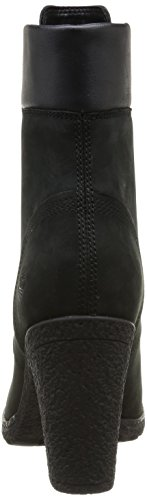 Scarpe Alto Glancy Collo Timberland 6in Donna Nero a EK qtxgH1wZ