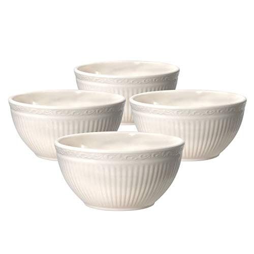 Mikasa Italian Countryside Melamine Outdoor Cereal Bowl (25-Ounce, Set of 4)