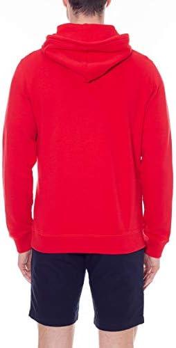 Napapijri Sweat à capuche pour homme Rouge -  Rouge -  Medium