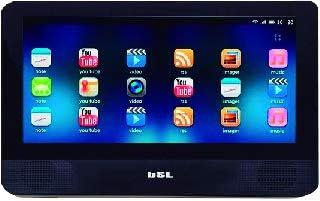 Reproductor DVD Android 9 Pulgadas portátil para Coche BSL-9TANDX   Pantalla táctil  con conexión Bluetooth y WiFi  1GB RAM 8 GB ROM   HDMI, Micro USB Carga y Datos y Slot TF para microSD  