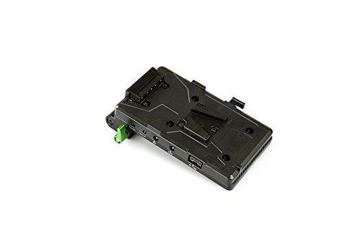 Lanparte VBP-02 Ultrathin V-Mount Battery Pinch (Black) by LanParte