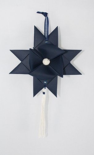 Extra large Handcrafted Scandinavian star. 6