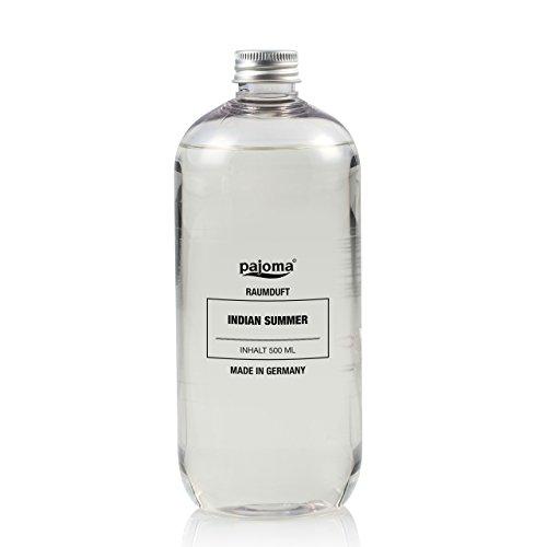 Pajoma 44827 Raumduft Nachfüllflasche Indian Summer 500 ml