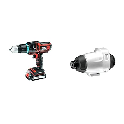 Black and Decker MT188KB - Taladro percutor Multievo con maletín y ...