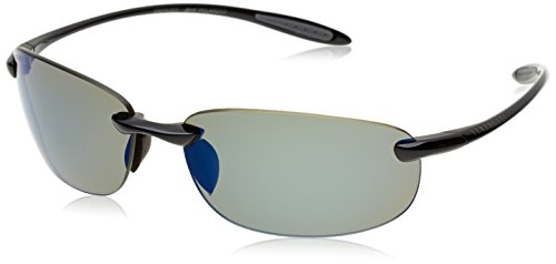 Serengeti 8270 Nuvino, Shiny Black Frame, Polar PhD 555nm Blue - Sunglasses Nuvola Serengeti