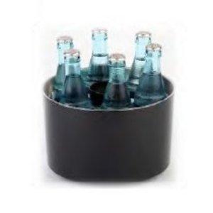 Bottle Cooler White ABS
