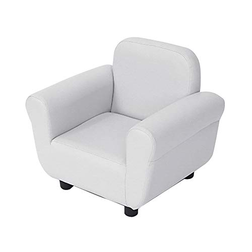 """Price comparison product image Sofsys Kids Prome Sofa,  Kids Sofa,  Kids Chair,  Toddler Chair,  Kids Couch,  Baby Couch,  Children Lounge Couch,  Living Room Furniture,  Playroom Furniture,  21"""" x 16"""" x 19"""",  Light Grey"""