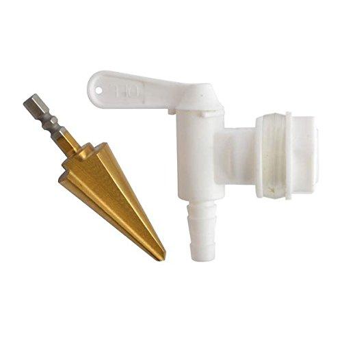 Fast Ferment - Sampling Port & Drill Bit FastFerment