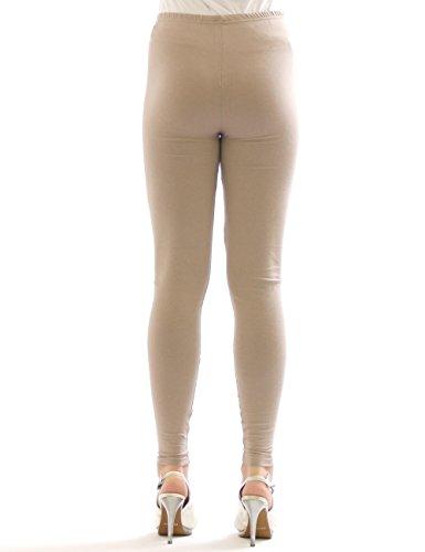 YESET Femme Legging longueur longues caleçons en coton VERT L