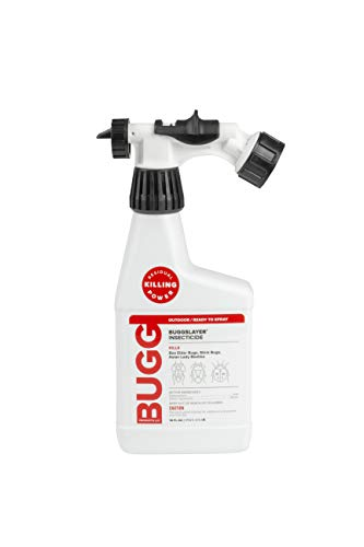 BUGGSLAYER Insecticide Concentrate RTS hose-end 16-oz
