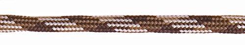 Barth Schuhbandl Schnürsenkel Bergsport halbrund 180 cm dunkelbraun