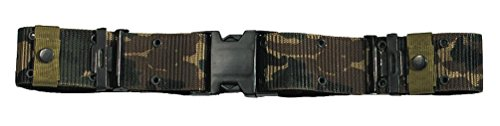 Style Nylon Pistol Belt - Military Marine Corps Style Nylon Quick Release Pistol Belt
