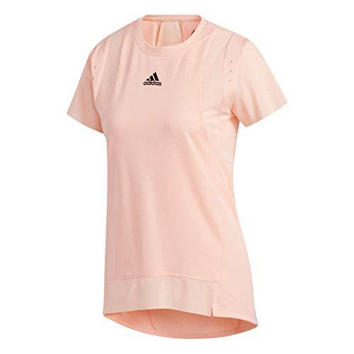 adidas Damen Trng H.Rdy T-Shirt, White, XS