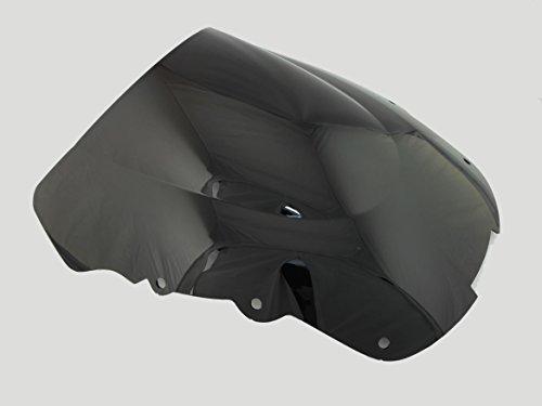 Racing Verkleidungsscheibe schwarz Honda CBR1100XX Blackbird SC35 1997-2007