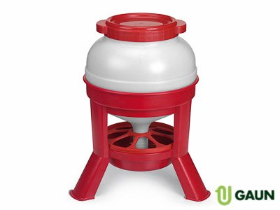 Shorefields Plastic Poultry Feeder 20 kg