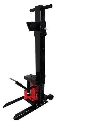 - VULCAN YTL23102 Log Splitter Heavy Duty, 8-Tonne