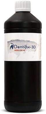 Fun To Do Dentifix Modeling HR Grey 1000ml 3D Printing Resin