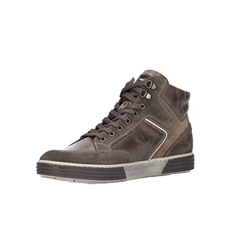 Grau Nero Herren Giardini A800611U grau Sneaker IwTA0q