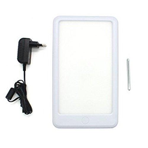 EPHVODI Happy Light Daylight Happy Energy Lightbox Good Mood Therapy Energy Bright White LED Lamp-100% UV Free by EPHVODI (Image #2)