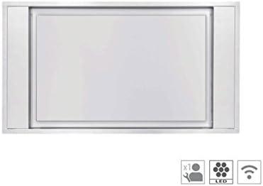 frecan – Nitro 360 acero inoxidable – Campana techo: Amazon.es: Grandes electrodomésticos