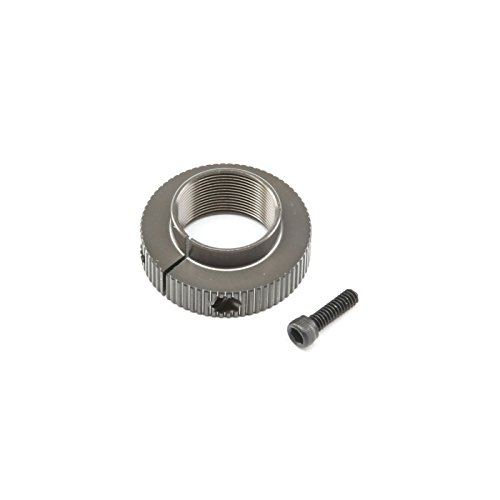(Team Losi Racing Clamping Servo Saver Nut: 8IGHT E T 4.0, TLR341004)