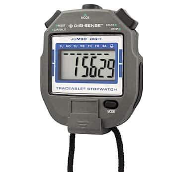 Digi-Sense Big-Digit Stopwatch 3 in x 2.5 in x.875 in