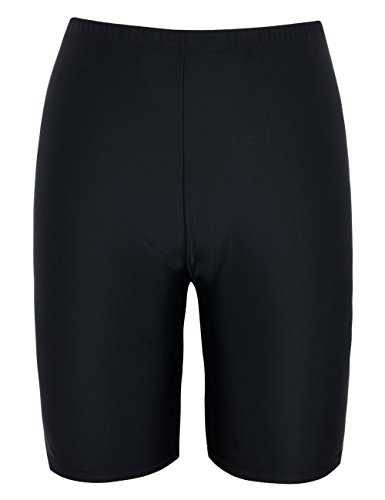Firpearl Women S Upf50 Sport Board Shorts Swimsuit Bottom