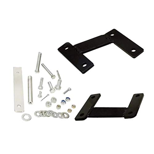 Baosity Forward Control Extension Kit for Honda Shadow Sabre 1100 VT1100C2 2000-2007 - Relocation Control Kit Forward