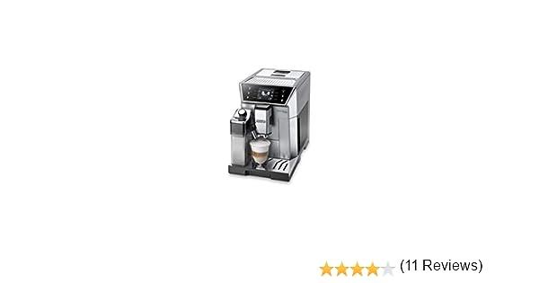 DeLonghi ECAM 550.75.MS - Cafetera (Independiente, Máquina de café en cápsulas, 2 L, Molinillo integrado, 1450 W, Acero inoxidable): Amazon.es: Hogar