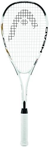 HEAD Nano Ti Spector 2.0 Squash Racket - Black/White