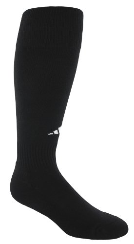 adidas Field II Sock, Black/White, Medium