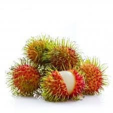 Fresh Rambutans (5lb) by Tropical Importers