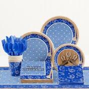 Blue Bandana Cowboy Birthday Party Supplies (Cowboy Birthday Party Supplies)