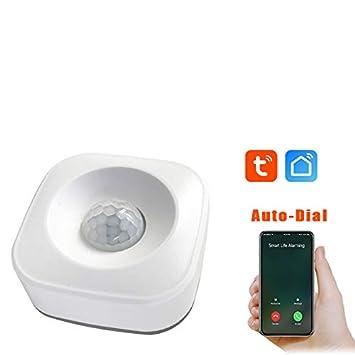Detector de Movimiento inalámbrico Inteligente para el hogar ...