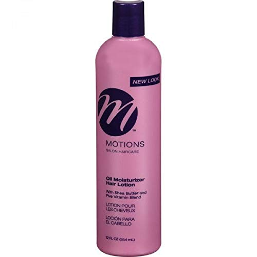 Motions Oil Moisturizer Hair Lotion, 12 Ounce (Motions Lotion Hair)