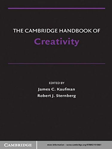 The Cambridge Handbook of Creativity (Cambridge Handbooks in Psychology) (English Edition)