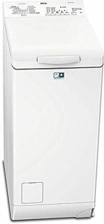 AEG l51260tl lavadora carga superior/lavadora con 6 kg Protex ...