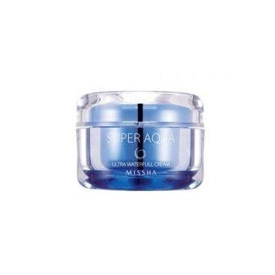KOREAN COSMETICS, Beautynet_ Missha, Super Aqua Ultra WaterFull Cream (47ml, high moisture cream, skin energy,...