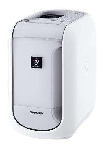 SHARPプラズマクラスター25000搭載加湿イオン発生機グレー系IG-GK100-H