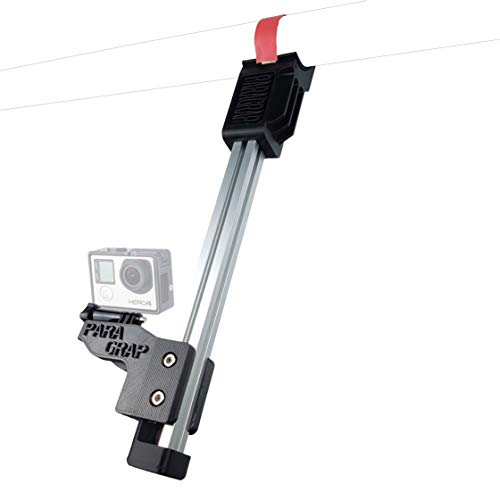 """(PARAGRAP, Roll Cage Bar Mount for GoPro and Cameras - Fits 1.5"""", 1.625"""", 1.75"""" (FIA), Super Rigid for Car Racing, Made in Korea)"""