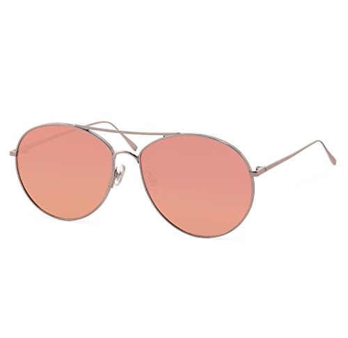 Gentle Monster RANNY RING Sunglasses for Woman and Man (Unisex) (P1(pm), - Monster Sunglasses Mens Gentle
