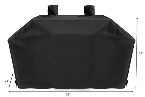 SMOKE HOLLOW Grill Cover for Charcoal Wagon BBQ Grill NEW -