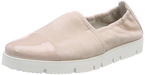 Kennel und Schmenger Schuhmanufaktur Malu X, Bailarinas con Plataforma Mujer Pink (Peach Sohle Weiß)